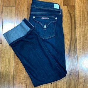 Hudson Jeans Jeans - Hudson Ginny Crop Jeans